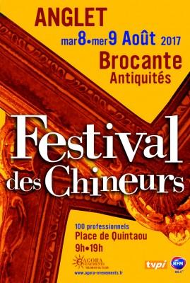 affiche festival chineurs 2017